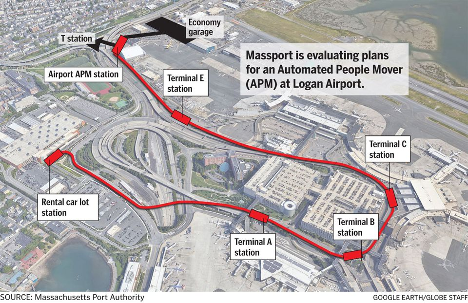 Automatic for the people: Logan to study if a train (or monorail ...