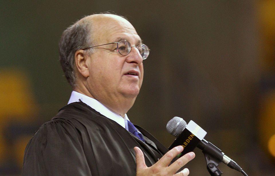 US District Judge Mark L. Wolf.