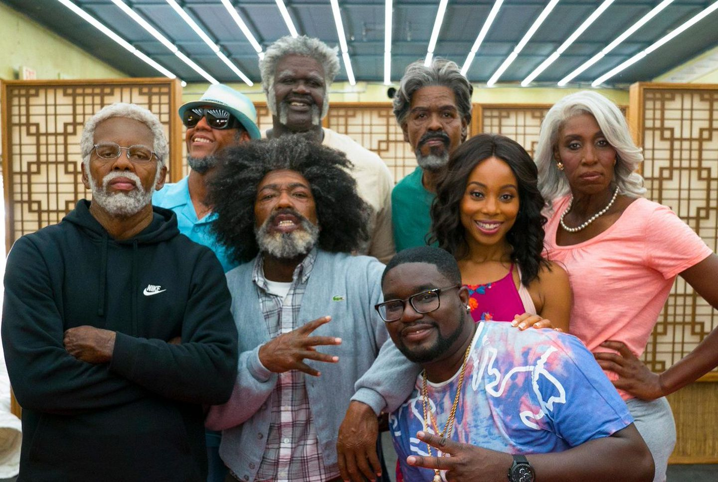 b363ec806acc Kyrie Irving s  Uncle Drew  costars revealed - The Boston Globe