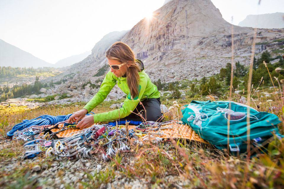 """""""Equal Footing"""" is one of 11 short films about women and girls undertaking adventure sports in the No Man's Land Film Festival."""