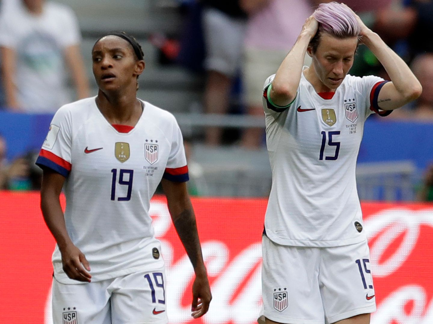 Thoughts on a big loss for the US women's soccer team and other sports  topics - The Boston Globe