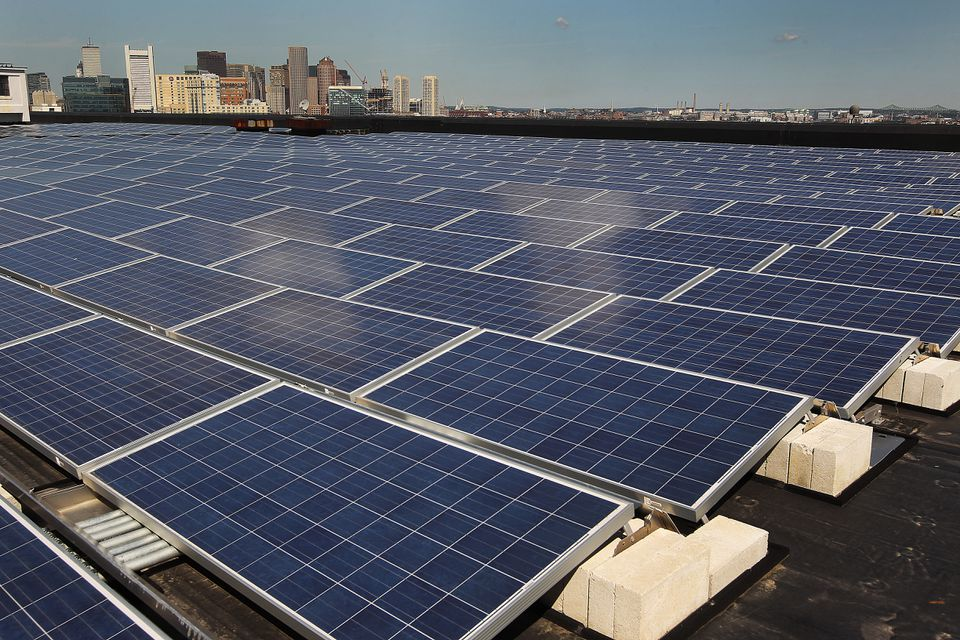 Solar generation in the state has more than doubled.