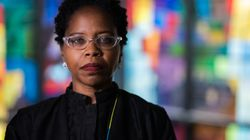 """Rev. Dr. Stacey Edwards-Dunn, founder of Fertility for Colored Girls, in a still from the new PBS NOVA documentary """"Fighting for Fertility."""""""