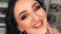 Makeup artist Mikayla Nogueira has amassed more than 4.7 million followers on TikTok.