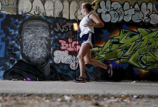 George Floyd Tattoo: George Floyd Mural Defaced In Stoneham; Artist Vows To