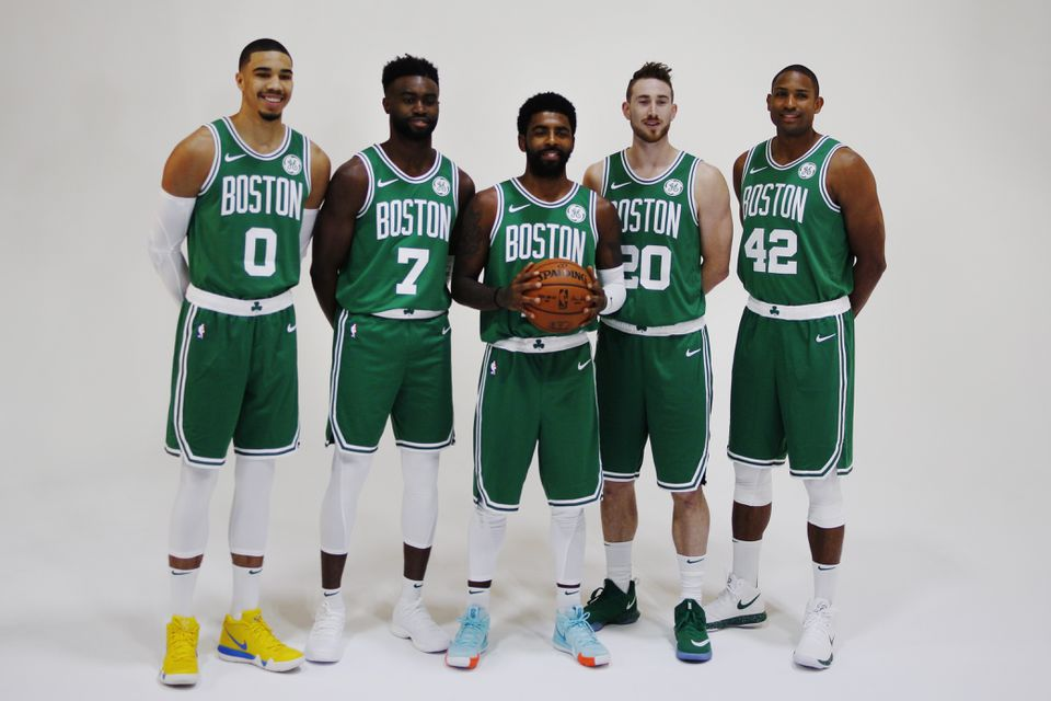eac6e707236 What the Celtics had to say during media day - The Boston Globe