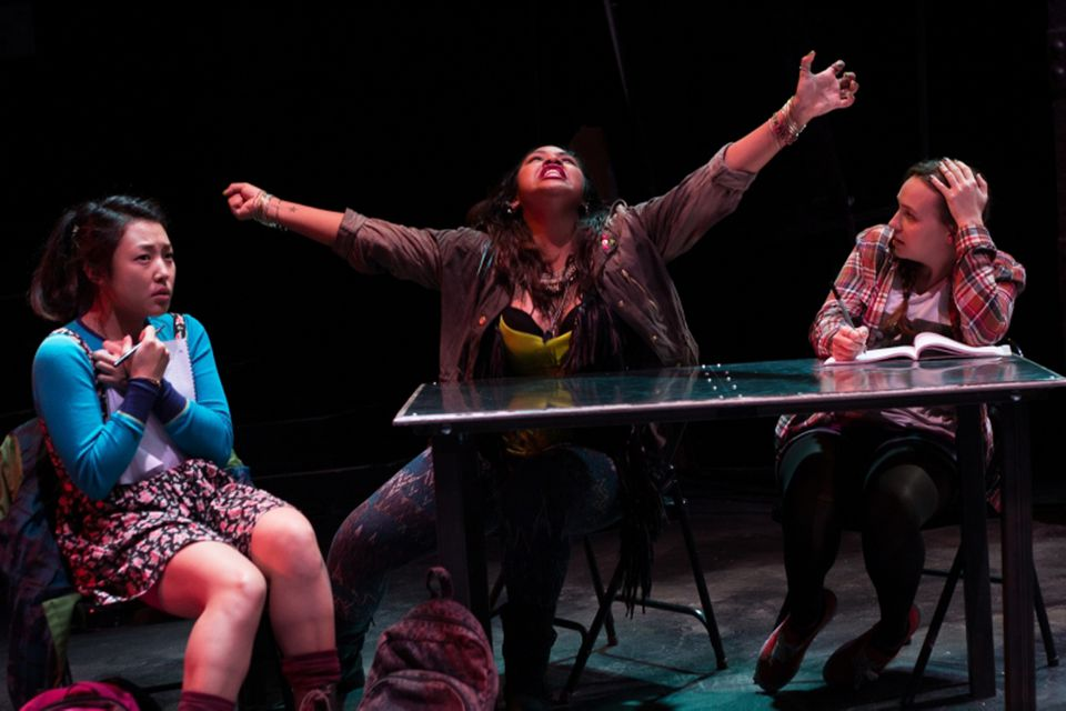 """Boston's Company One Theatre has been an area leader in plays by women, such as """"The Chronicles of Kalki."""""""