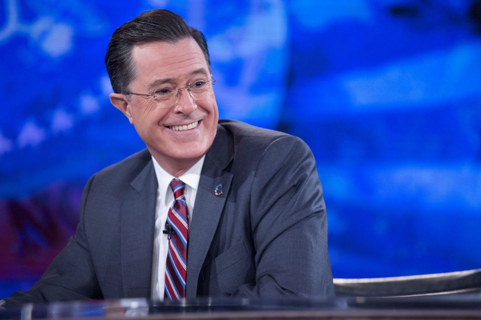 Colbert Nation, you didn't need to fear the Reaper after all.