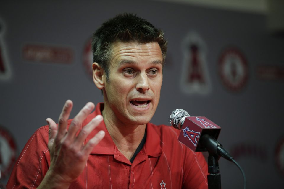 Former Angels general manager Jerry Dipoto will help the Red Sox with evaluating players and with offseason preparation.
