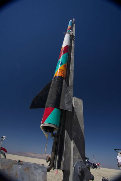 Can amateurs send rockets to space? Yes, with limits - The