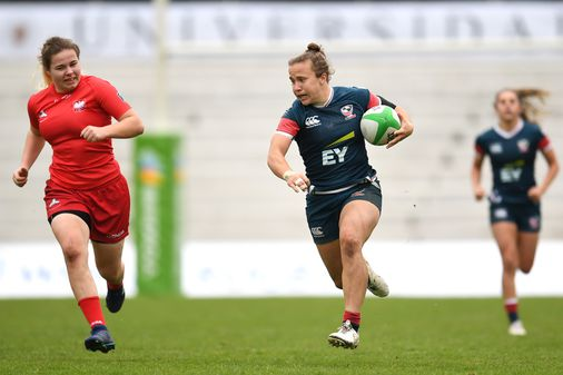 Franklin's Kristi Kirshe named to US women's rugby Olympic roster - The Boston Globe