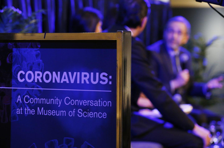 coronavirus in