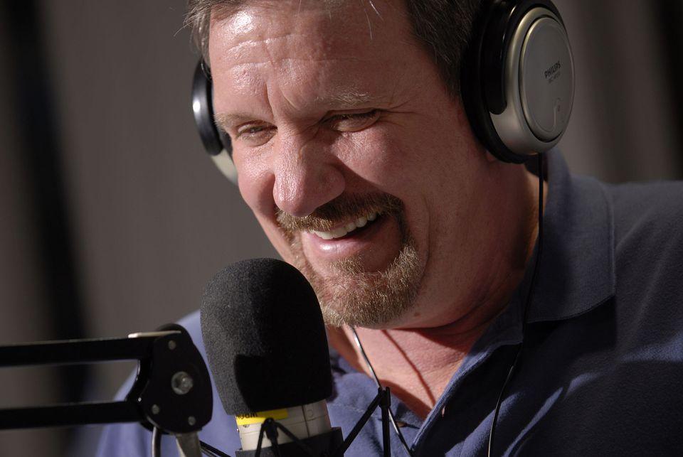 Former WEEI host Mike Adams has landed a new job on Binnie Media's Frank-FM stations.