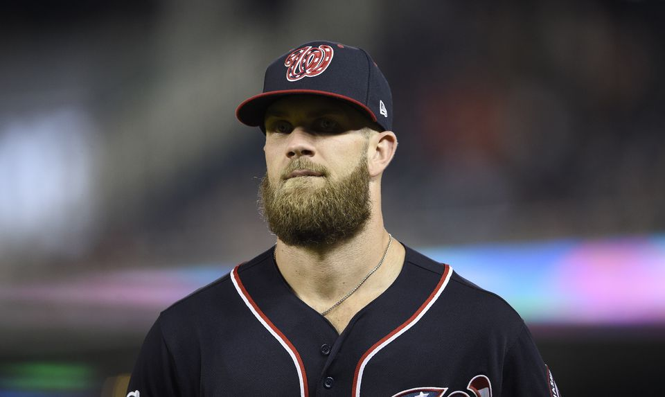 It's late January and superstar Bryce Harper is still available on the free agent market.
