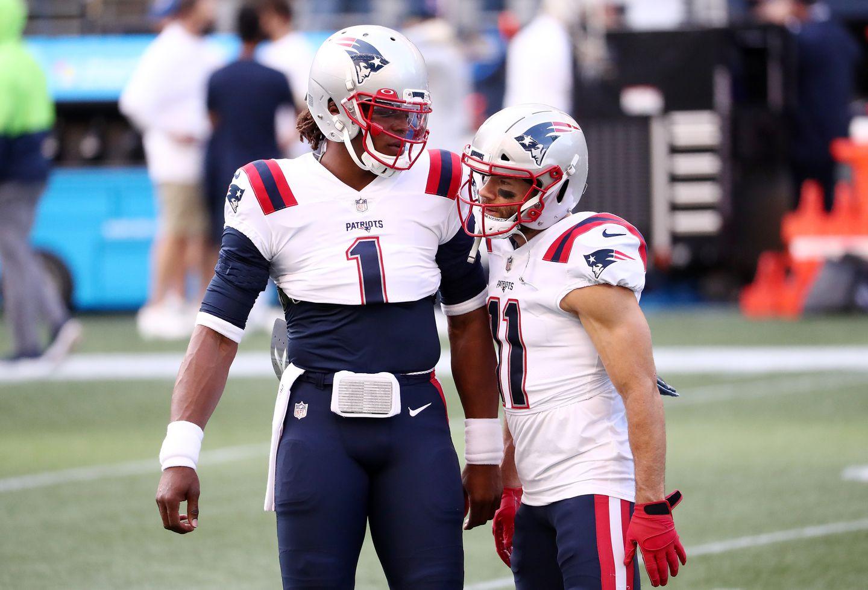 Smokin' Joe, Dirty Dave, Bo Diddley: Cam Newton loves handing out nicknames  to his Patriots teammates - The Boston Globe