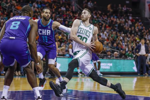 Thoughts on a Celtics-Hornets Gordon Hayward deal, and other NBA matters