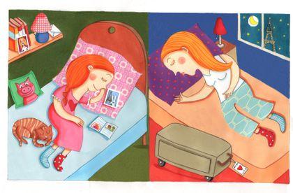 Preparing kids for when a parent travels - The Boston Globe