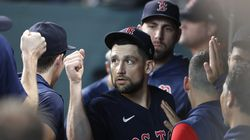 Nate Eovaldi got the Red Sox into the sixth inning and appeared in control in Game 2.