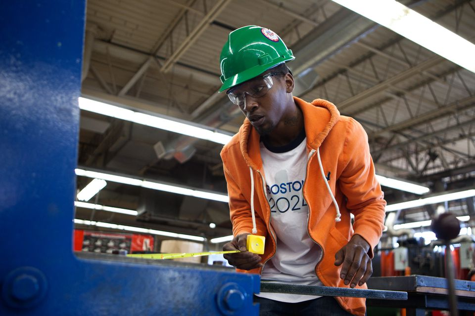 Nathaniel Awan got out of prison and enrolled in a preapprenticeship program for union construction workers.