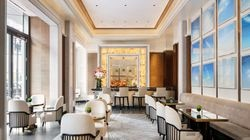 Trifecta is open at the Four Seasons One Dalton Street in the Back Bay.