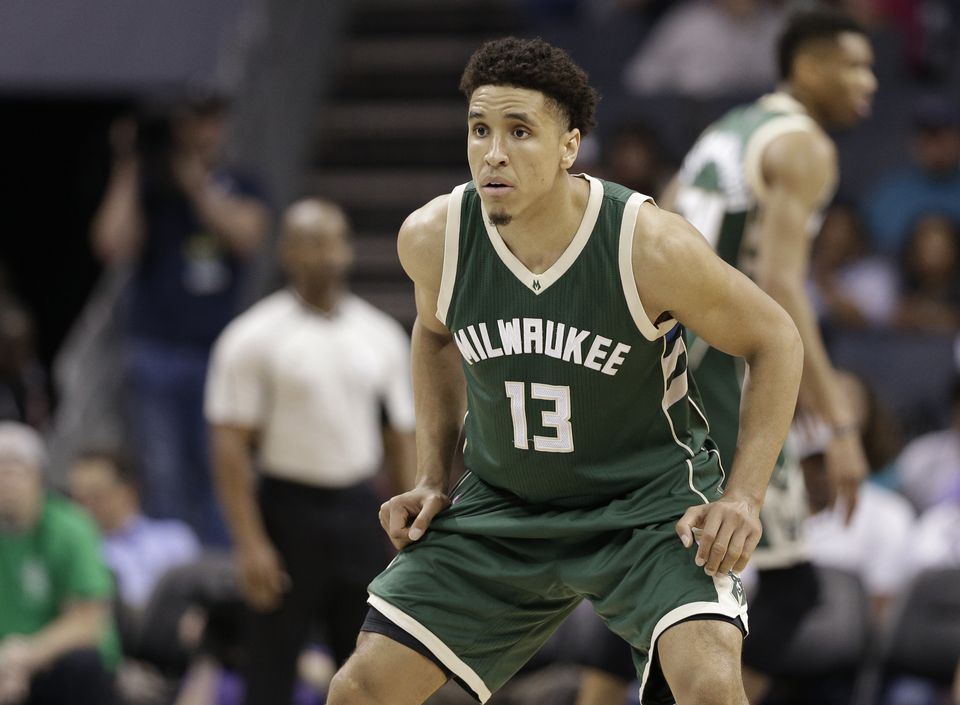 Malcolm Brogdon is the lone rookie from the 2016 draft averaging better than 10 points per game (10.3).