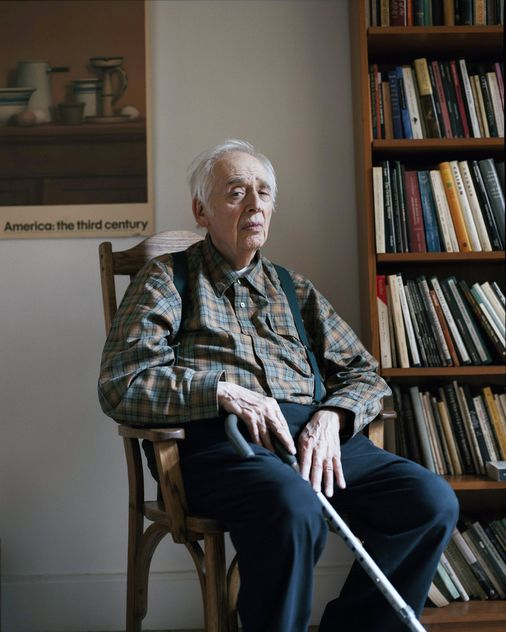 Harold Bloom, critic who championed Western canon, 89