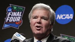 """NCAA president Mark Emmert wants to """"align authority and responsibilities"""" inside his sprawling organization."""