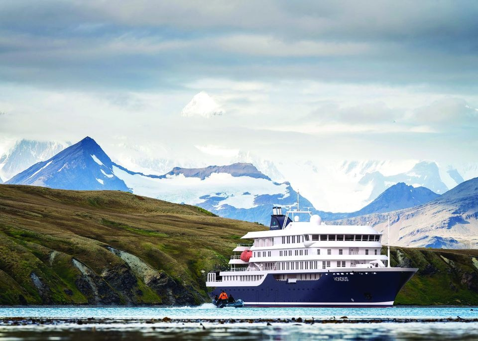 Overseas Adventure Travel's Arctic cruise has a new trip to Norway and Svalbard.