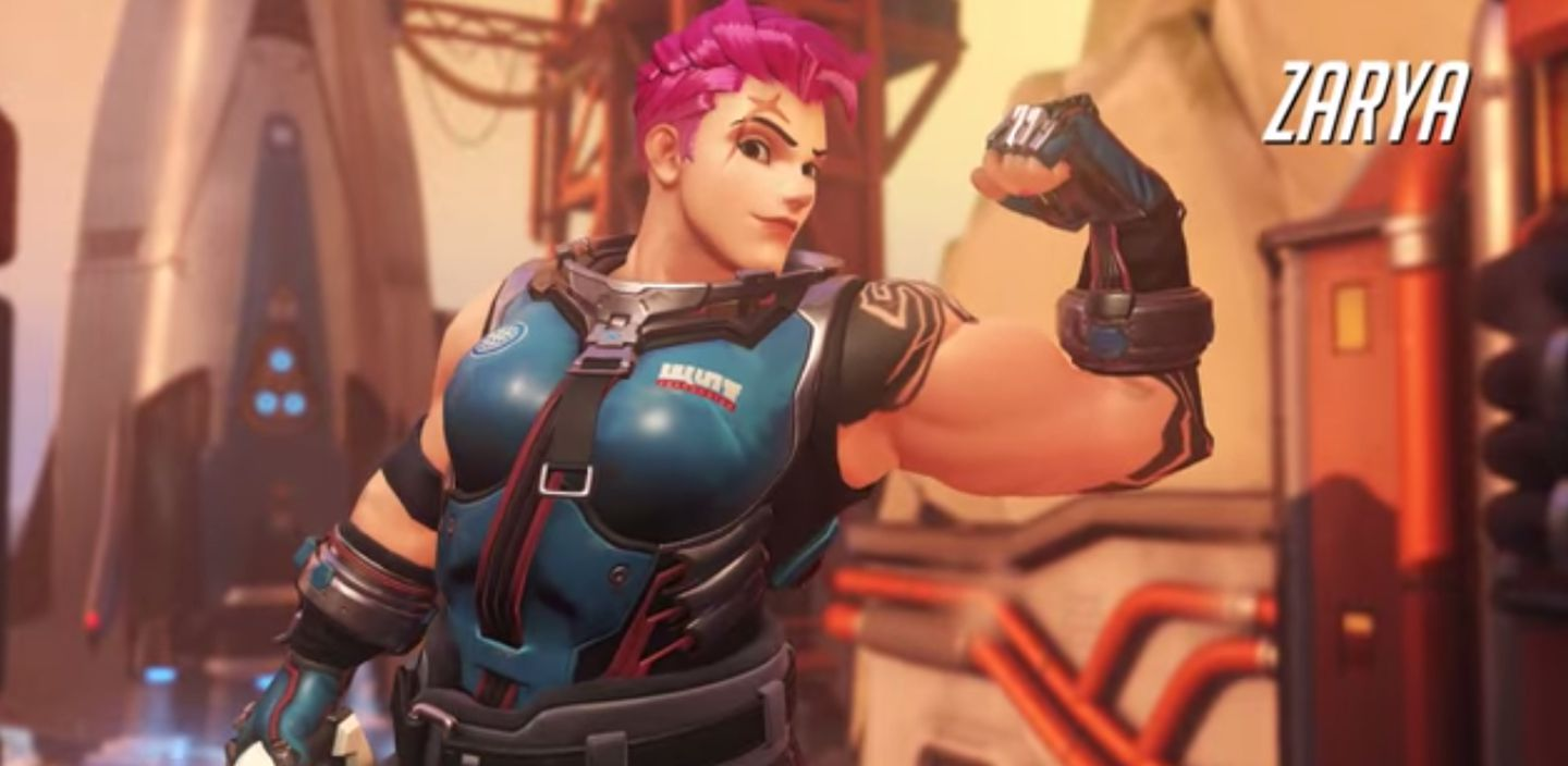 Aleksandra Overwatch game makes a strong statement about female characters - the