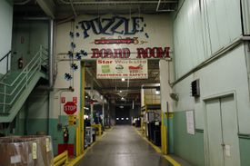 Puzzles are produced in Hasbro's East Longmeadow plant, too.