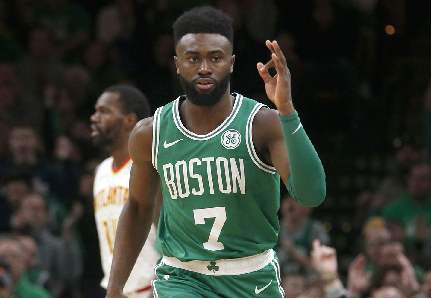 Jaylen Brown agrees to four-year contract extension with Celtics ...