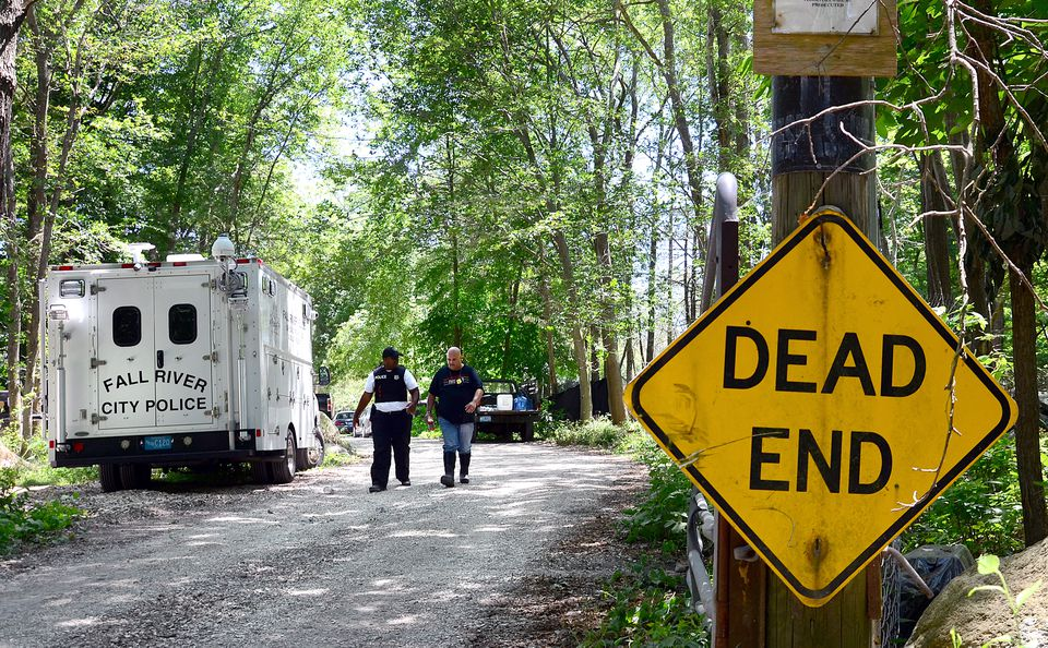 Police announced they had found hundreds of dead and injured animals at a 71-acre Westport property, tucked away down a winding dirt road.