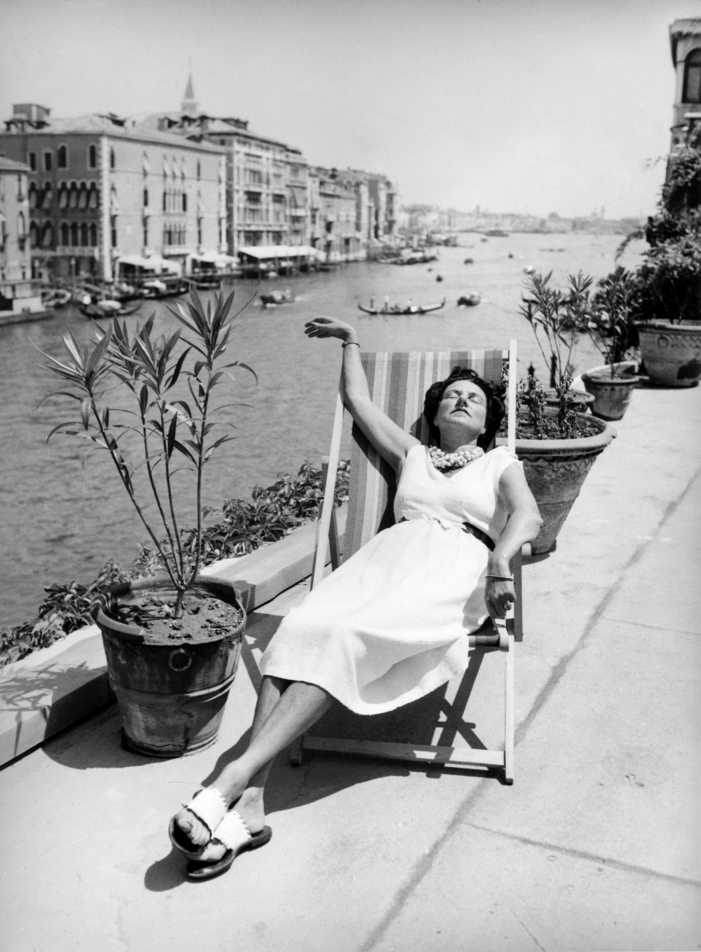 Peggy Guggenheim: giving her heart to art - The Boston Globe