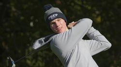 Alex Landry helped St. Johns Prep win the Division 1 North golf title at Bass Rocks Golf Club.