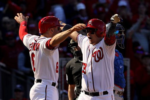 Nationals even NLDS with Dodgers - The Boston Globe