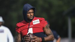 Deshaun Watson still wishes to be traded and reported to training camp solely to avoid being fined.