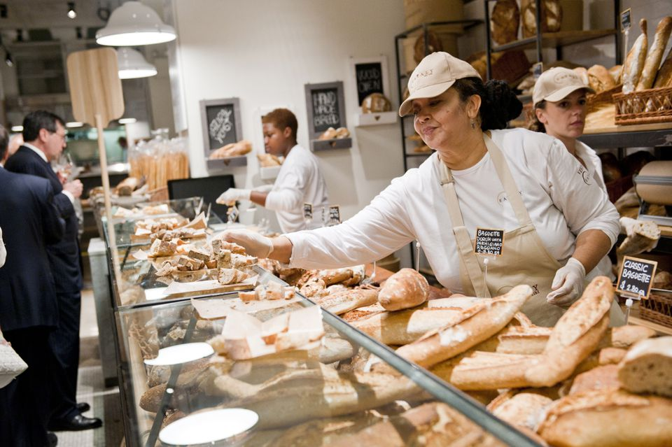 Eataly's first stateside location, in New York.
