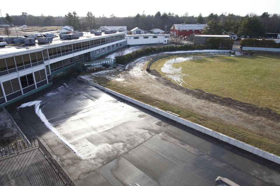 A proposal by Raynham Park, the simulcast parlor and former dog track, won no categories in the gambling commission's scoring system.
