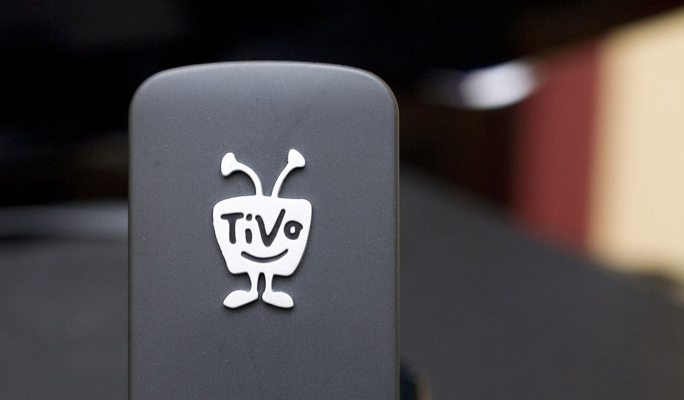 Mr. Cronan created a TV-shaped smiley character with TiVo inscribed on its face.