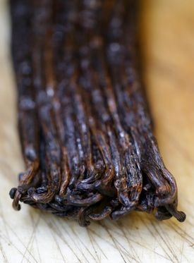 The price of vanilla beans has spiked.
