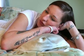 """In my eyes, it was only a matter of time that it would become this big of a deal,"" said Melissa Welch, 22, of Taunton."