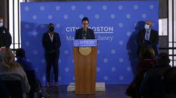 Boston's Acting Mayor Kim Janey