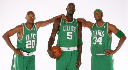 The origin story of the 2008 Boston Celtics' Big Three - The Boston Globe