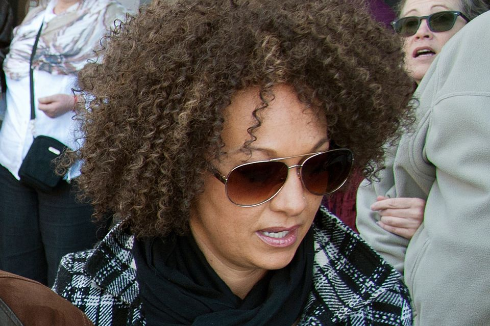 Rachel Dolezal was elected president of the local NAACP chapter about six months ago.