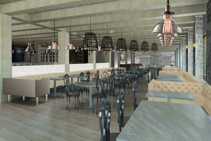 Fort Point Mega Bistro Promises To Be Very Parisian The