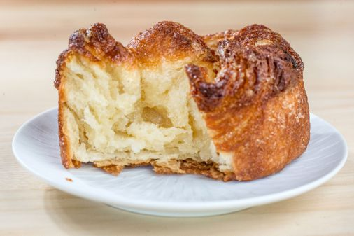 Kouign amann a 150-year-old pastry no one ever heard of