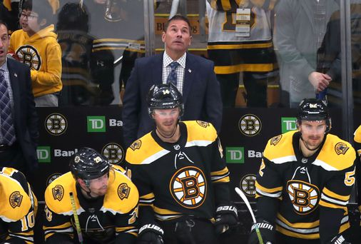 Bruce Cassidy has few questions to answer on Bruins' roster - The Boston Globe