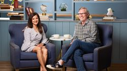 Yamini Rangan (left) is HubSpot's new chief executive, replacing founder and former CEO Brian Halligan (right), who is now executive chairman.