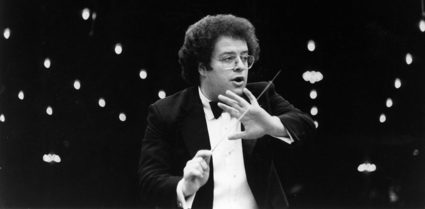 James Levine, music director of the Metropolitan Opera, conducted a show in 1978.
