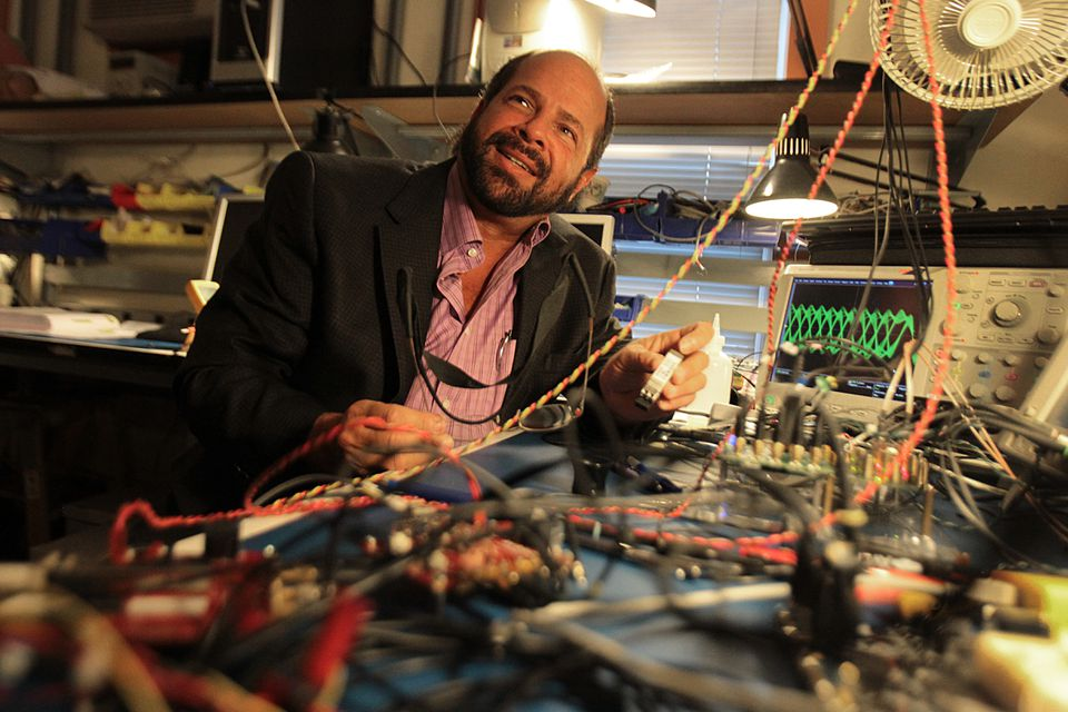 Paul Nickelsberg said owning Orchid Technologies Engineering and Consulting is like playing in an electronics sandbox.